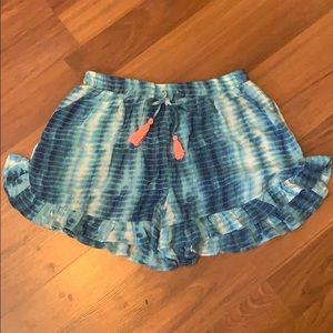 Pants - Tie dye shorts